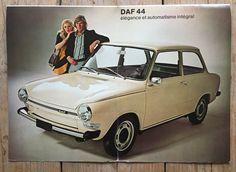 DAF 44 Variomatic - brochure