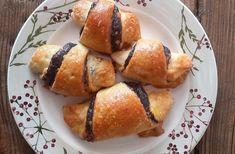 Kakaové rožteky. Voňavý RECEPT ako od starej mamy Pretzel Bites, French Toast, Food And Drink, Bread, Breakfast, Basket, Morning Coffee, Brot, Baking