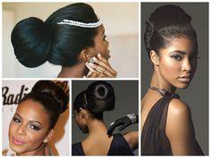 Bohemian wedding hair accessories