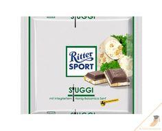 RITTER SPORT Fake Schokolade Stuggi