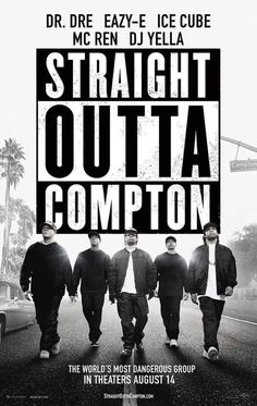 When does Straight Outta Compton come out on DVD and Blu-ray? DVD and Blu-ray release date set for January Also Straight Outta Compton Redbox, Netflix, and iTunes release dates. Straight Outta Compton details the story of N. 2015 Movies, Hd Movies, Movies To Watch, Movies Online, Movie Film, Movies Free, Tv Watch, Pick Up Lines, Movie Posters