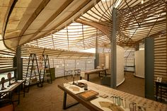 Gallery of The First-Ever International Bamboo Architecture Biennale, Captured by Julien Lanoo - 8