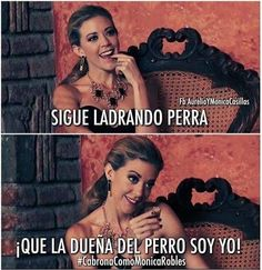 Image about monica robles in Frases by Daniela Nolasco Sarcastic Quotes, True Quotes, Best Quotes, Funny Quotes, Cute Spanish Quotes, Funny Spanish Memes, Latinas Quotes, Baddie Quotes, Jenny Rivera Quotes