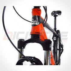 Bicicleta Venzo MX-6 Evo / R29 / 24 Vel. - Bicistore