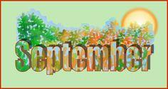 Month of September | Splendrous September!