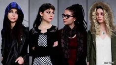 The Orphan Black Fashion Collection