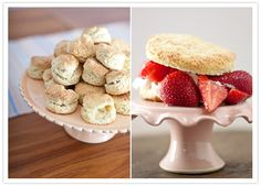 Love This Scalloped Cake Plate | Wedding Chicks