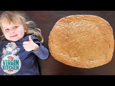 In this video my Daughter and I attempt to supersize a cookie, that's right we are making a giant chocolate chip cookie that turns out almost the size of Her! Giant Food, Chocolate Chip Cookies, Giant Chocolate, Cute Kids, Baby Kids, To My Daughter, Baking, Breakfast, How To Make