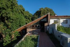Gallery - Las Mercedes House-Workshop / Lukas Fúster - 12