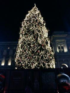 Milano - duomo by night