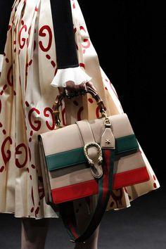 7af9a1bb921 Gucci Fall 2016 Ready-to-Wear Fashion Show Details - latest purse design  designer discount handbags