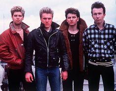 U2--- The Unforgettable fire era