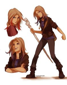 Sadie Kane from the Kane Chronicles by Rick Riordan, fan art by Viria. She was a bit stuck up in the beginning, but Rick Riordan made me love her ^. Percy Jackson Fan Art, Percy Jackson Fandom, The Kane Chronicles, Kane Chronicles Anubis, Rick Riordan Series, Rick Riordan Books, Magnus Chase, Viria, Kane Chronicals