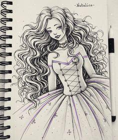 More drawings: instagram.com/_natalico_/ , twitter.com/_natalico_ ^^
