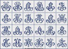 Free Easy Cross, Pattern Maker, PCStitch Charts + Free Historic Old Pattern Books: Sajou No 152