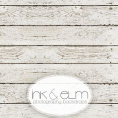 "Old Wood Backdrop or Floordrop ""Old White Wood Revamp"""