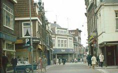 Grotestraat hoek Hagengracht
