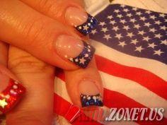 Patriotic Nail Designs 1