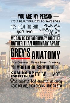 Grey's Anatomy Wallpaper