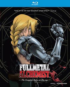 Anime y Animación Latino Argentina: [TK] Full Metal Alchemist Blu-Ray 1080p…