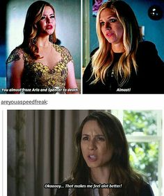 Funny Pretty Little Liars Pretty Little Liars Meme, Preety Little Liars, Pll Memes, Humor, Spencer Hastings, A Series Of Unfortunate Events, Best Shows Ever, Movies And Tv Shows, Movie Tv