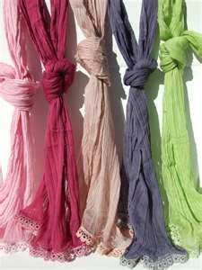 i love scarfs! theyre something i wear all the time in the winter