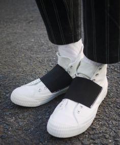 the latest fb23b 12d94 sasquatchfabrix Baby Sneakers, High Cut, Slip On