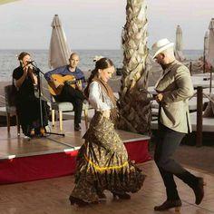 #Andalucía is the land of flamenco and at #AmareMarbella we put on a good show of one of our identifying traits at our Flamenco Night. More info by clicking in the link at the bio  #Andalucía es la tierra del flamenco y en #AmareMarbella os dimos buena muestra de una de las señas de identidad de nuestra tierra en la Flamenco Night. Más info en el link de la bio  #Marbella #CostadelSol