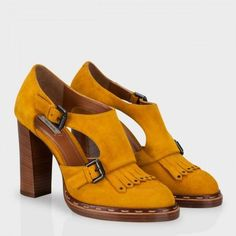 Paul Smith Shoes - Yellow Moore Shoes