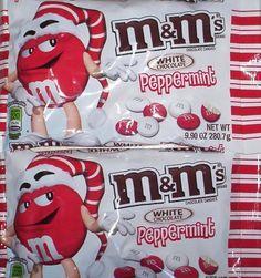 White Chocolate Peppermint M&M Candies - 2 pk: Chocolate Shop, Chocolate Lovers, White Chocolate, Chocolate Heaven, Pecan Log, Peanut M&ms, M M Candy, Peanut Brittle, Food Humor