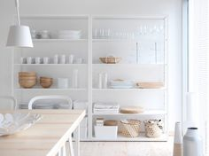 white by ikea