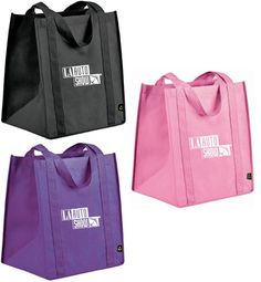 LA Auto Show Store - Grocery Tote, $3.00 (http://www.laautoshowstore.com/grocery-tote/)
