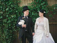 Alice im Wunderland Hochzeit – Willkommen bei dieser wundervoll-verrückten Feier in Berlin!