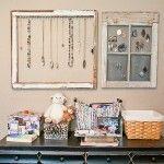 50+ Creative DIY Jewelry Organizers | Saved By Love Creations