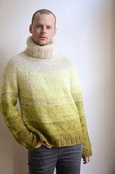 <3 Ombre Yarn Eater 10 by westknits, via Flickr