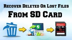 Want to know how to recover deleted videos or photos from SD card. Then, here you will get easy steps to recover those deleted files.