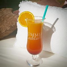 Summer cocktail RM