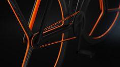 Baik - Дизайн велосипедов | Abduzeedo Design Вдохновение