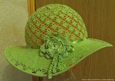 Шляпка для себя любимой или завершение сезона шляп. Обсуждение на LiveInternet - Российский Сервис Онлайн-Дневников