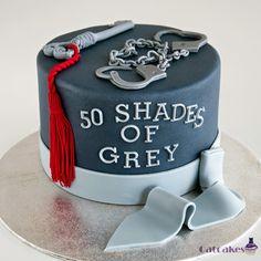 Nuevas Tendencias en Decoración de Tortas: Tortas con Decoración de 50 Sombras de Grey