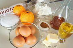 Πορτοκαλόπιτα με Ψημένο Φύλλο Cheesecake Recipes, Dessert Recipes, Desserts, Portokalopita Recipe, Kitchen Stories, Cheesecakes, Recipies, Greek, Orange