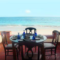 Topaz Restaurant at Grand Pineapple Antigua.