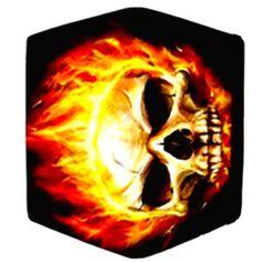 iPad 2 Flip Case Requiem Design