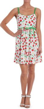 Fleurette by Fleur Wood Strawberry Fields Sun Dress on shopstyle.com.au