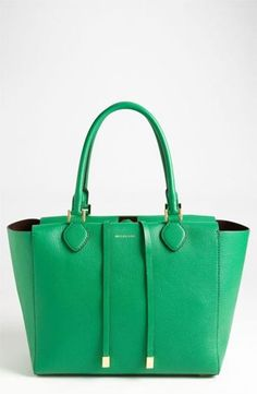 3.17.13 : Weekend Bag : Michael Kors Miranda Large Tote