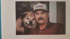 Man and dog Line Art Images, Man And Dog, Baseball Hats, Dogs, Baseball Caps, Pet Dogs, Caps Hats, Doggies, Baseball Cap
