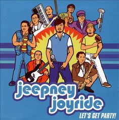 Jeepney Joyride biography, songs and albums. Jeepney, Got Party, Quezon City, Alternative Music, Pinoy, Music Bands, Reggae, Biography, Scene