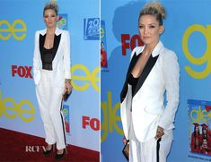 Kate Hudson spotted wearing Pomellato jewelry at Glee Premiere Party