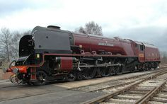 LMS Coronation 4-6-2 Duchess of Sutherland