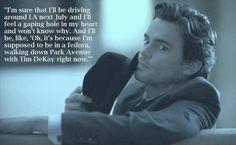 Matt Bomer - Neal Caffrey